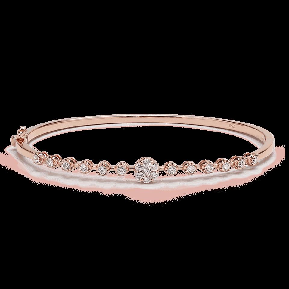 25694 - Rose Gold Bracelet