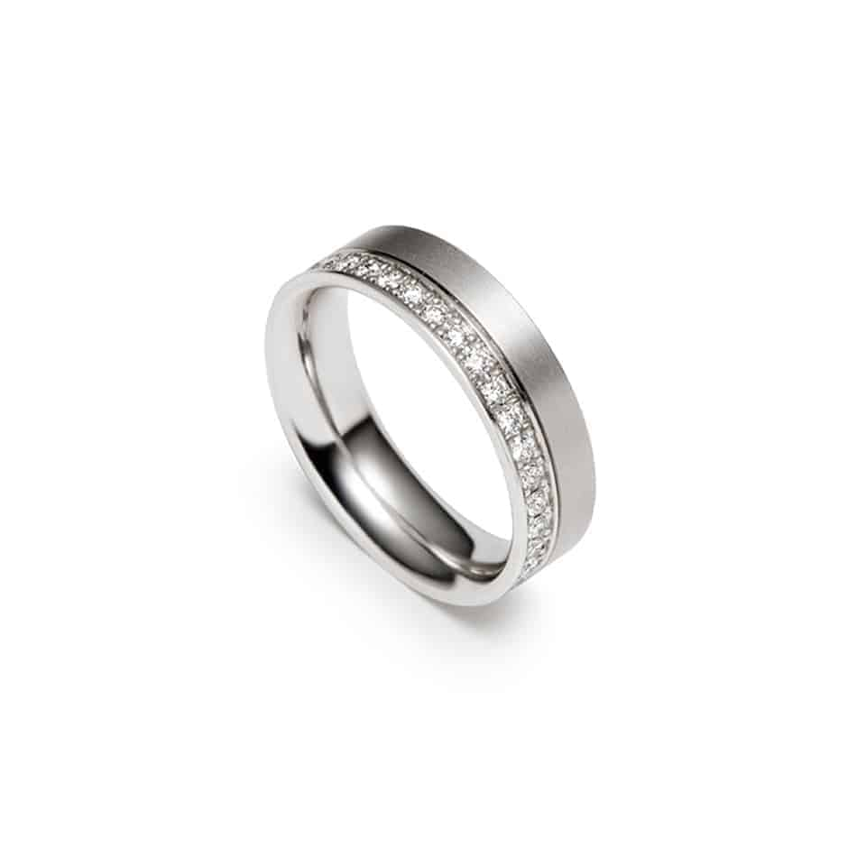 246577 - Edge Diamond Christian Bauer Wedding Ring