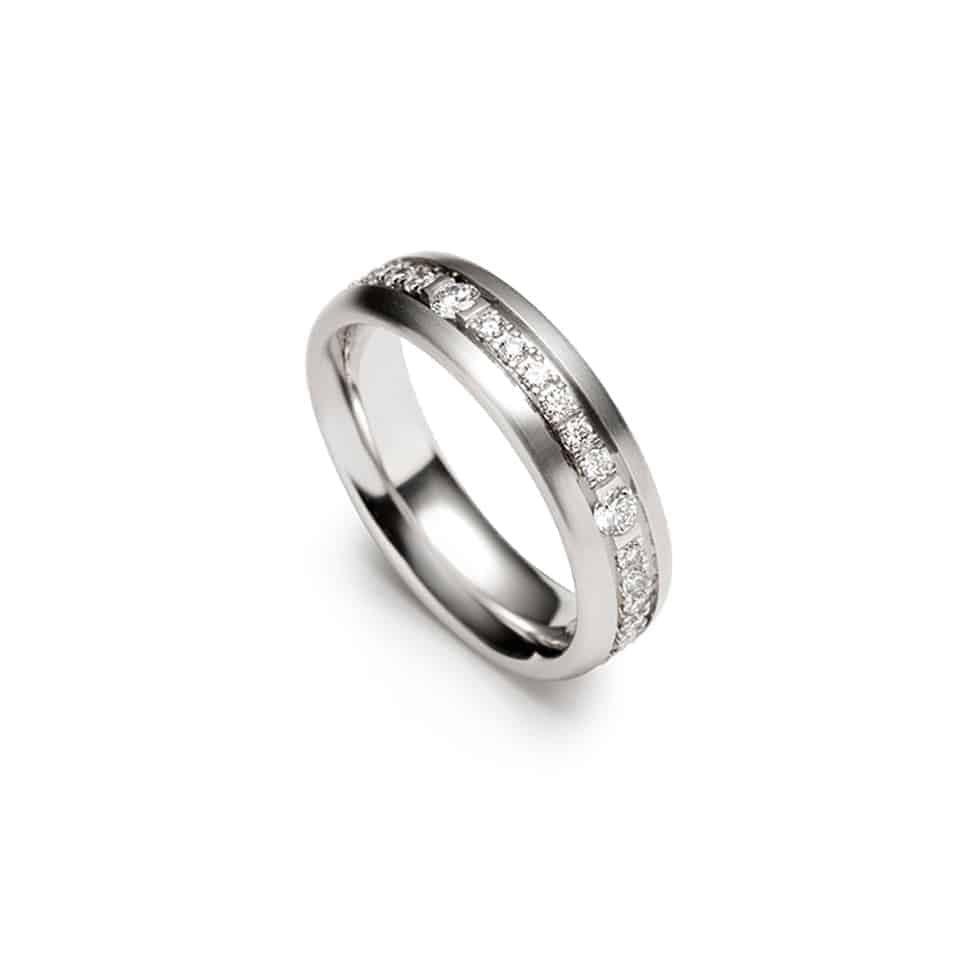 246786-10894 - Full Eternity Christian Bauer Wedding Ring