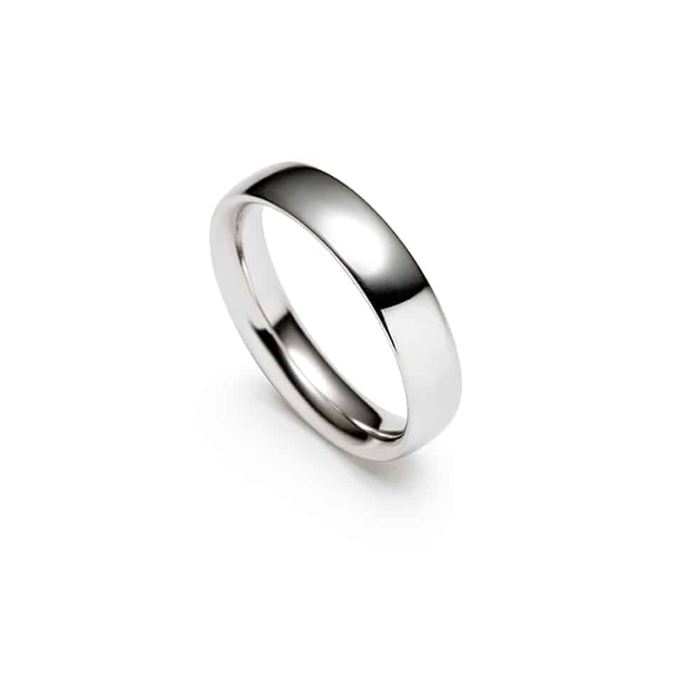 27983-11310 - Plain Polished Christian Bauer Wedding Ring 027983