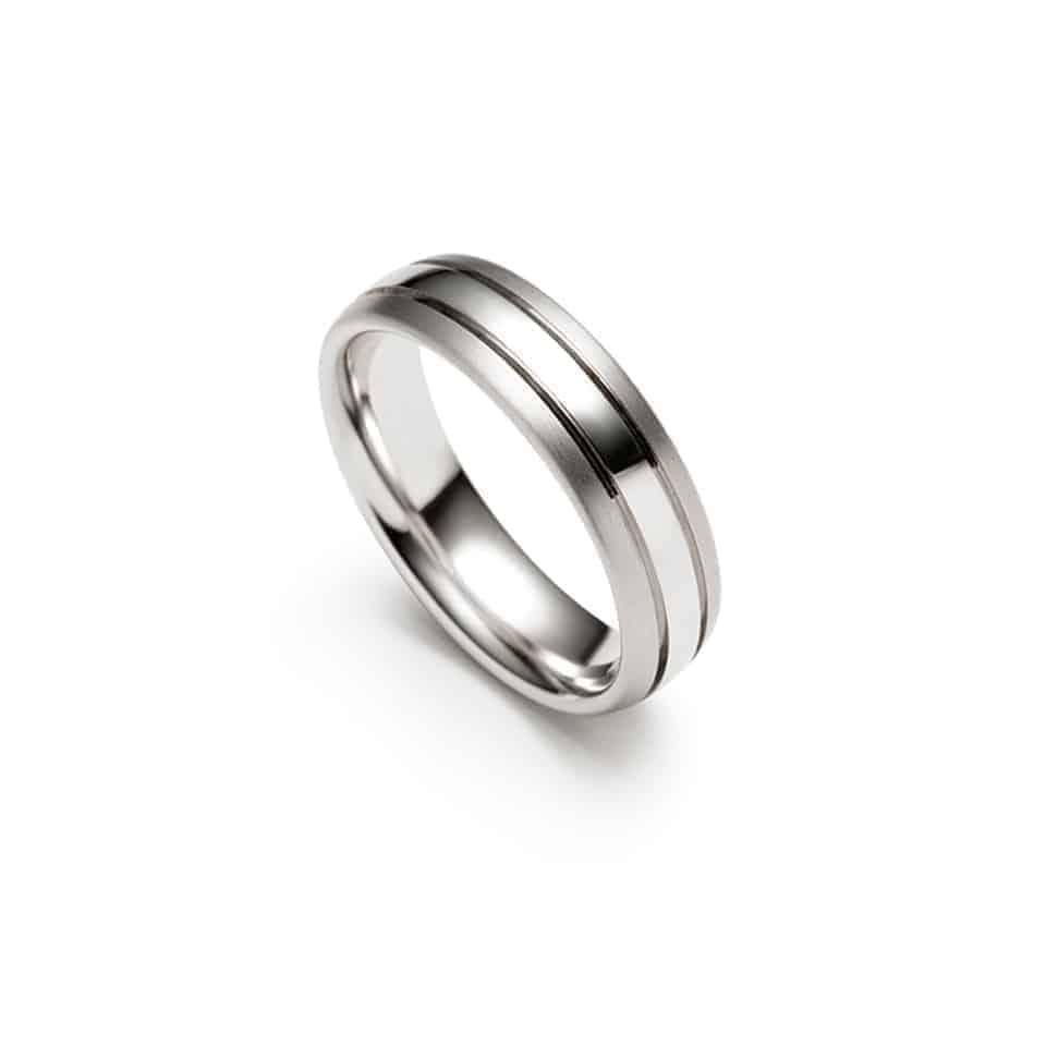 274030 - Christian Bauer Wedding Band Ring