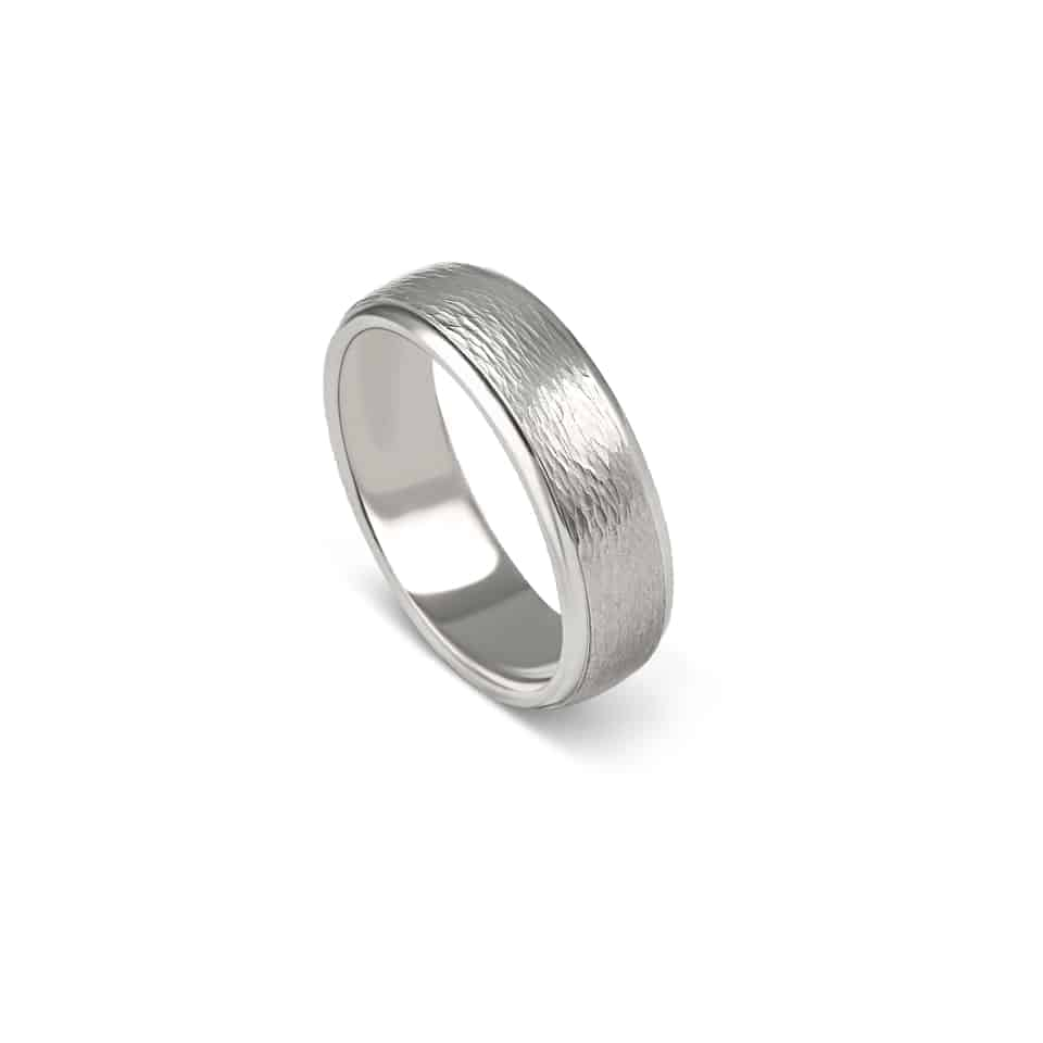274460_18ct_white_gold - Christian Bauer Wedding Band Ring