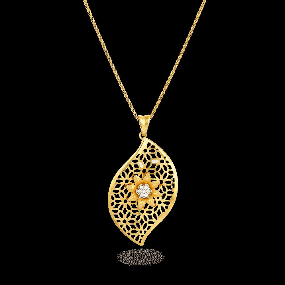 24635 - Gold Pendant 22 karat
