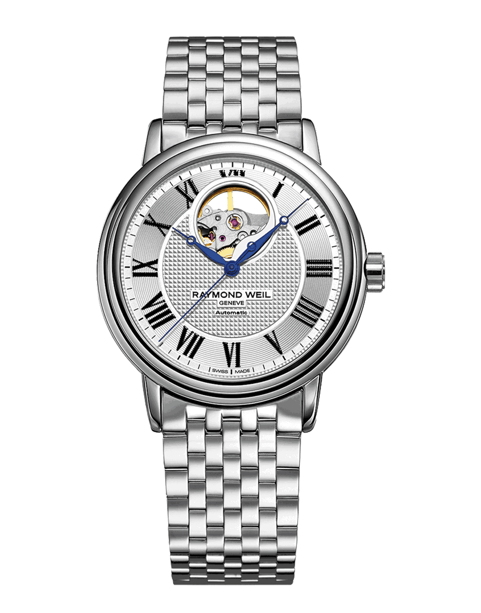2827-ST-00659 - Raymond Weil Maestro Mens Watch