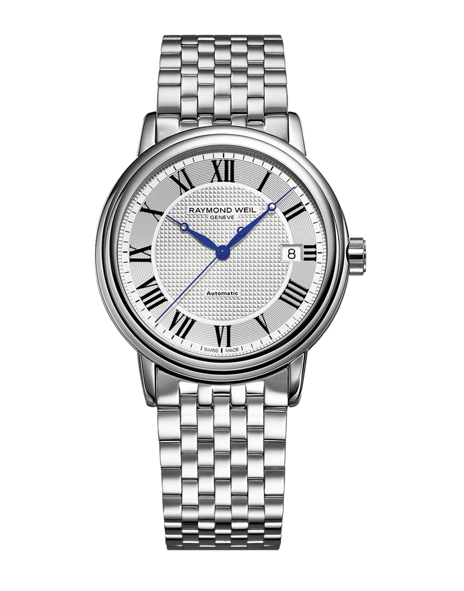 2837-ST-00659 - Raymond Weil Maestro Mens Watch