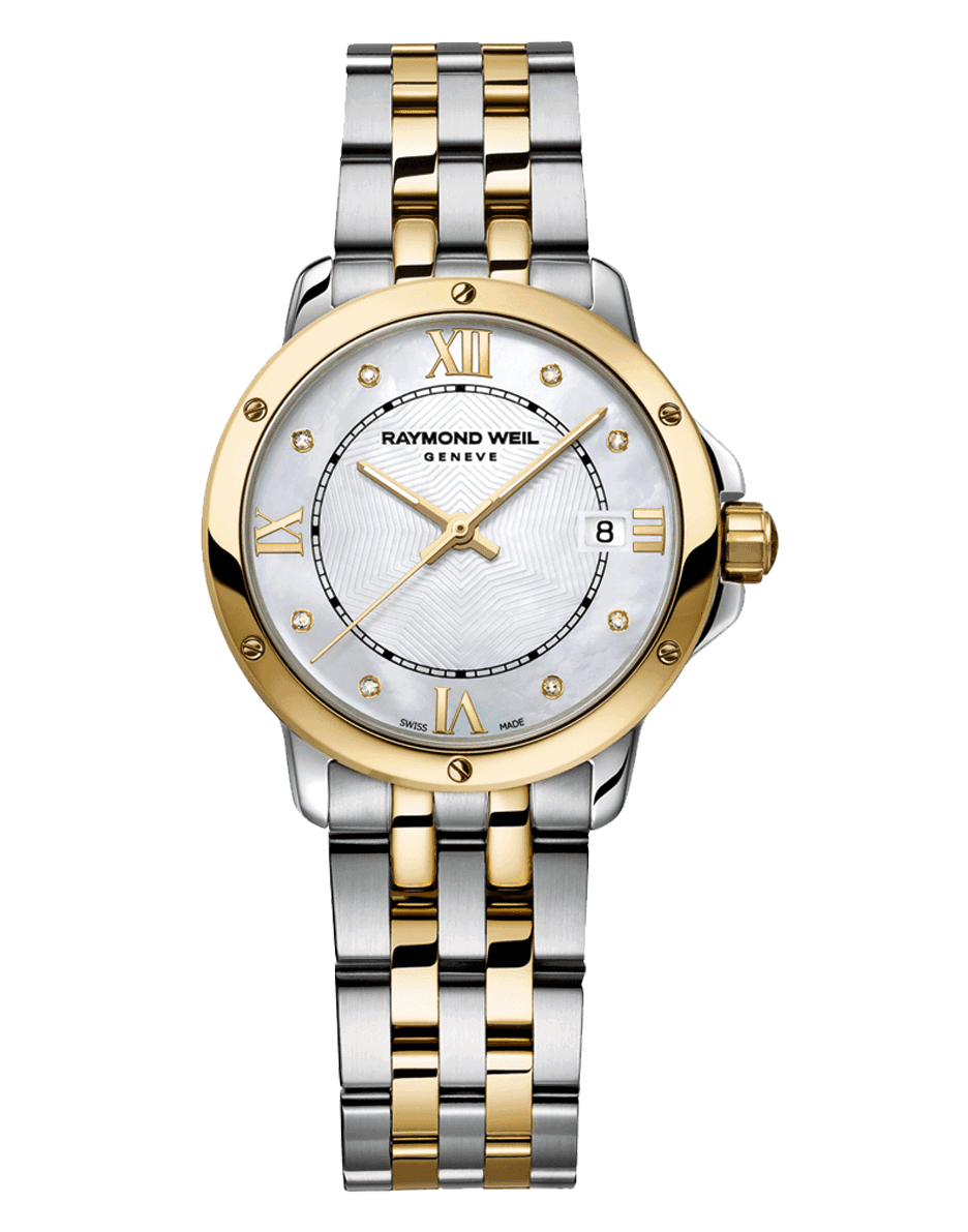 5391-STP-00995 - Raymond Weil Tango Ladies Watch
