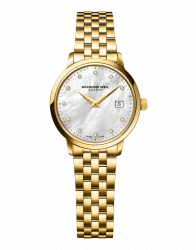 5988-P-97081 - Raymond Weil Toccata Womens Watch