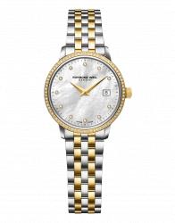 5988-SPS-97081 - Raymond Weil Toccata Womens Watch