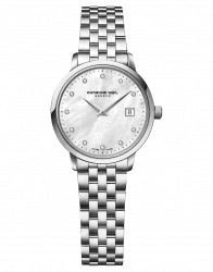 5988-ST-97081 - Raymond Weil Toccata Womens Watch