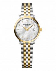 5988-STP-97081 - Raymond Weil Toccata Womens Watch