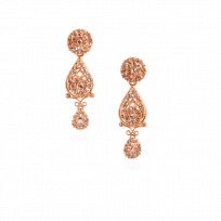 21540 - Anusha 22ct Uncut Polki Diamond Earrings