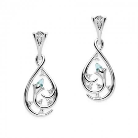 15803 - Dew Drop Earrings