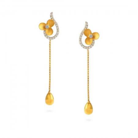 23408 - 22ct Gold Earrings