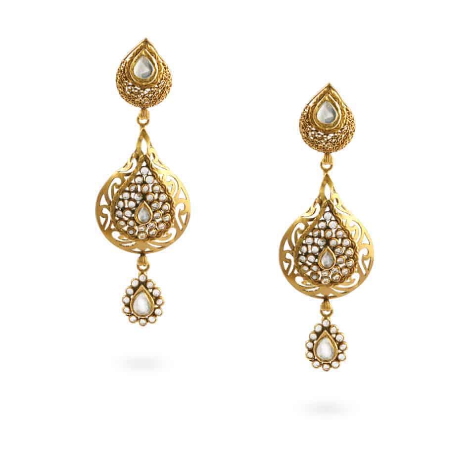 24050 - 22ct Gold Earrings