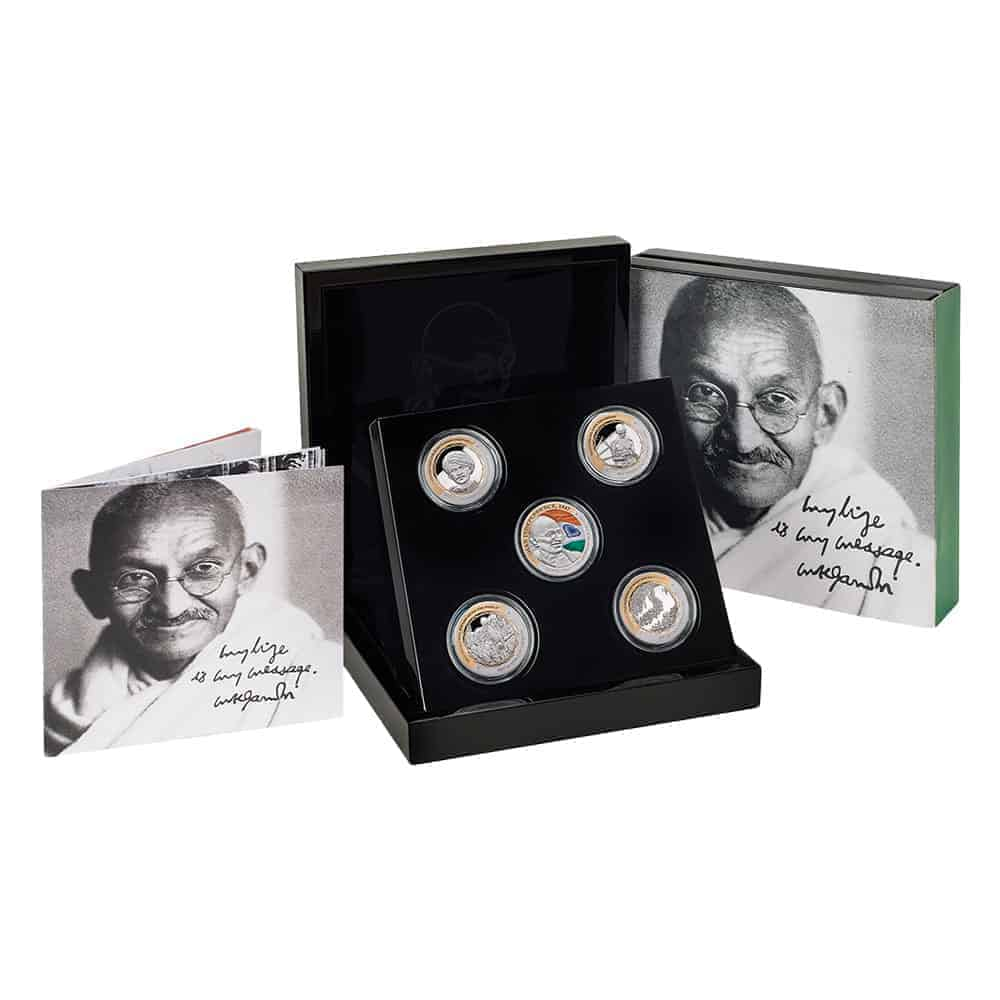 EICMGI - Mahatma Gandhi