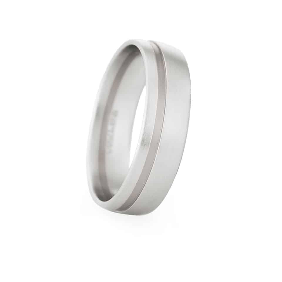 273537 - Christian Bauer Wedding Band Ring
