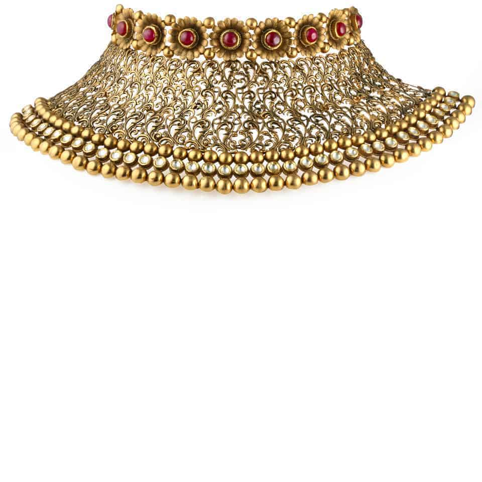 22567 - 22ct Gold Necklace