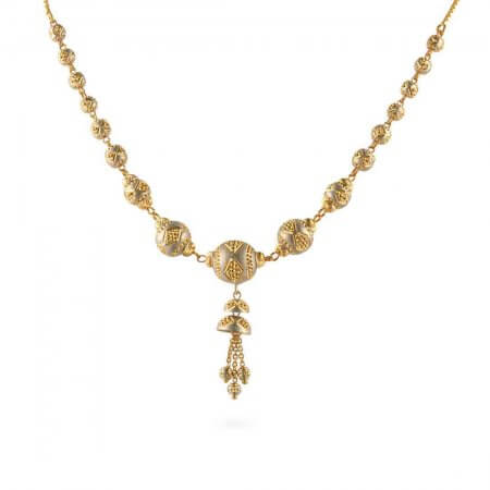 22918 - 22ct Gold Necklace