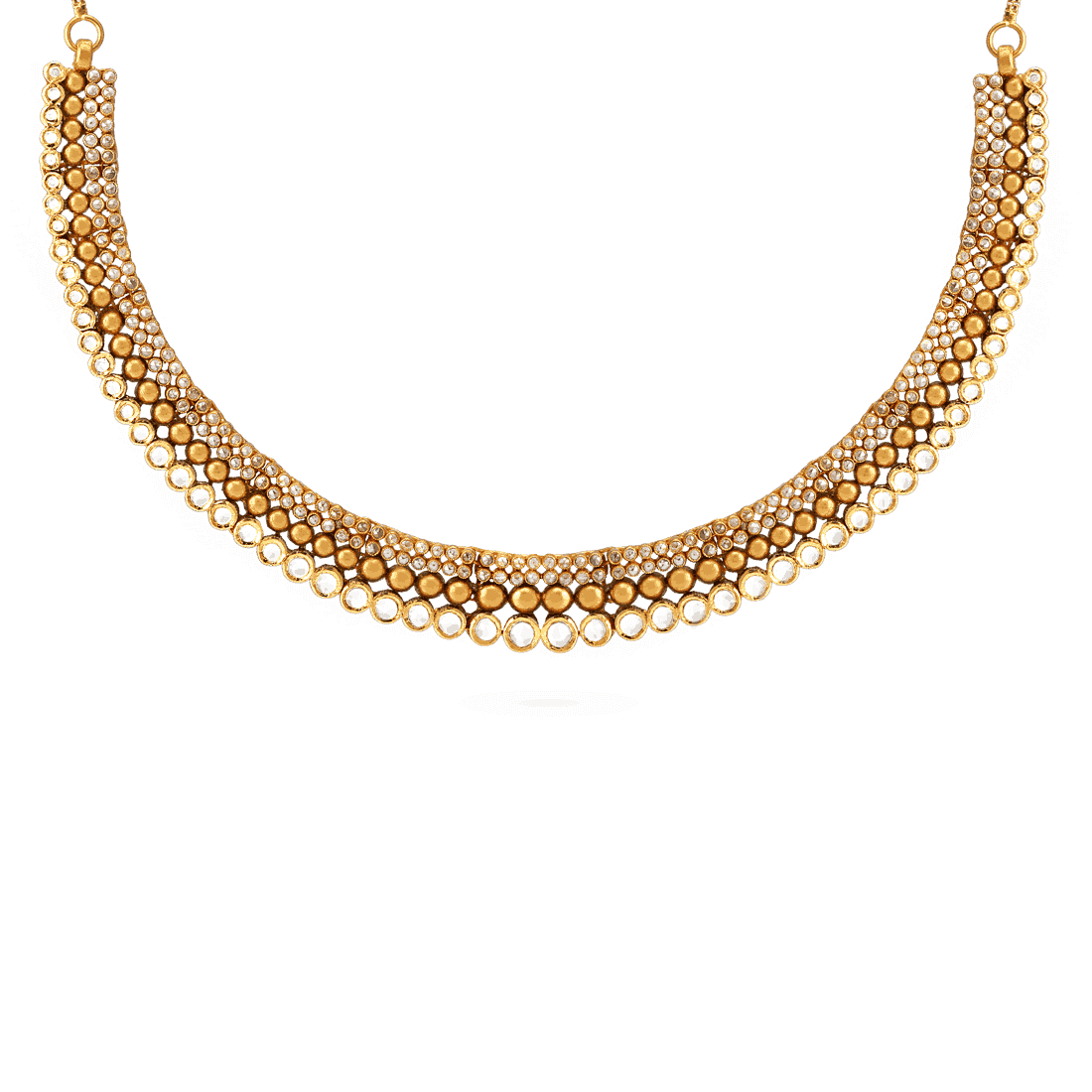 27084 - 22ct Asian Wedding Necklace