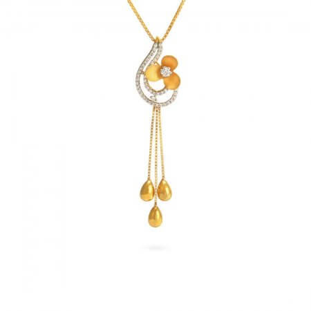 23407 - 22ct Gold Necklace