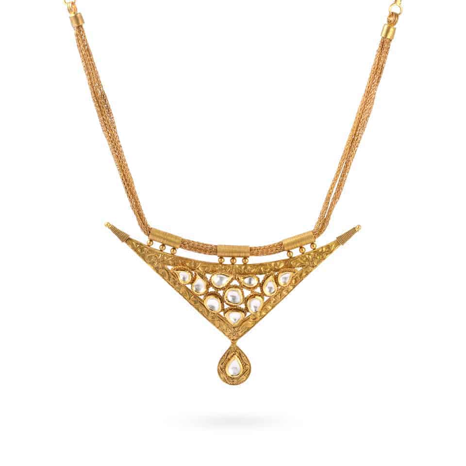 24051 - 22ct Gold Necklace