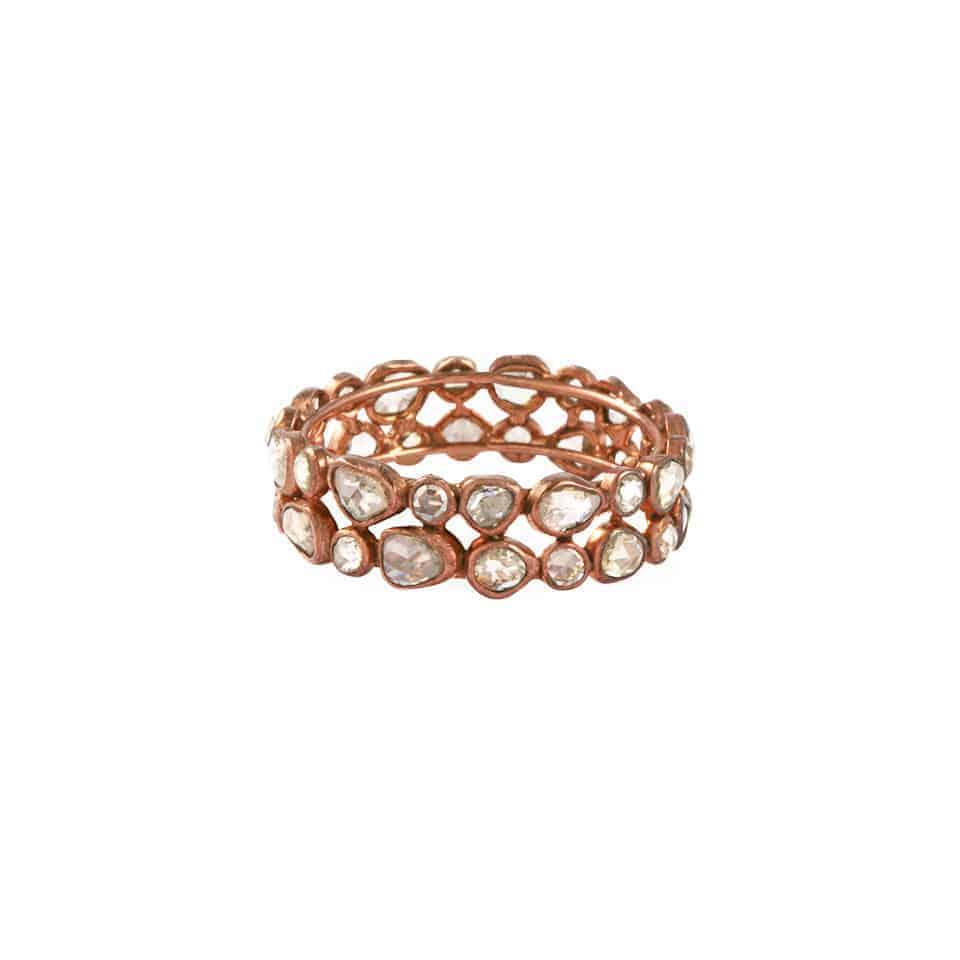 Uncut Diamond Ring Uk