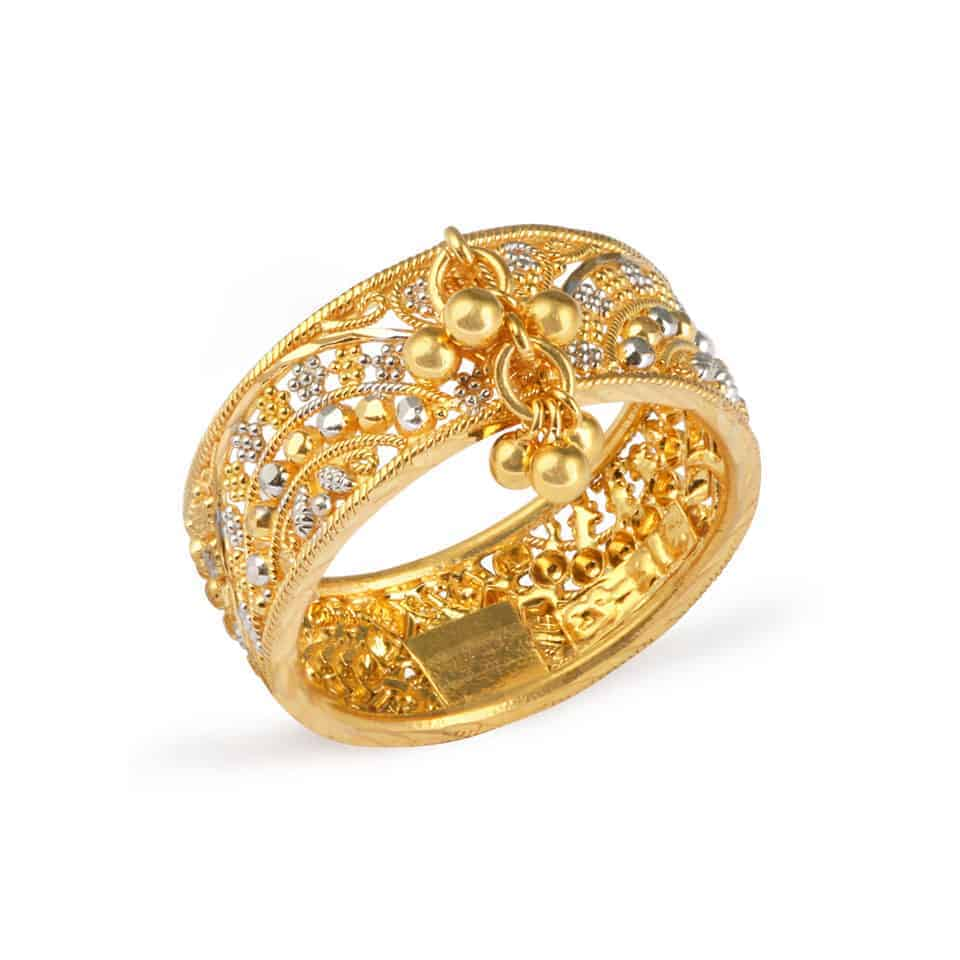 28762 - Yellow Gold Ring