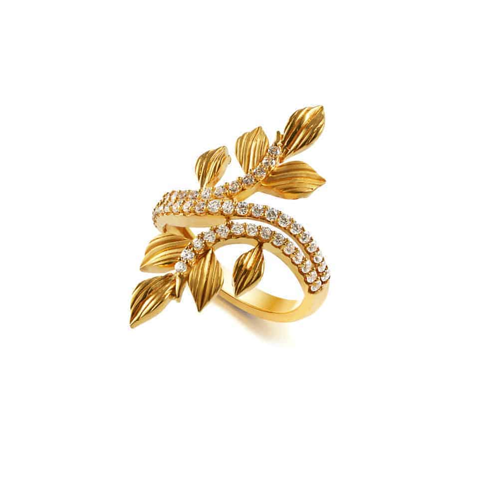 23638 - 22ct Gold Ring