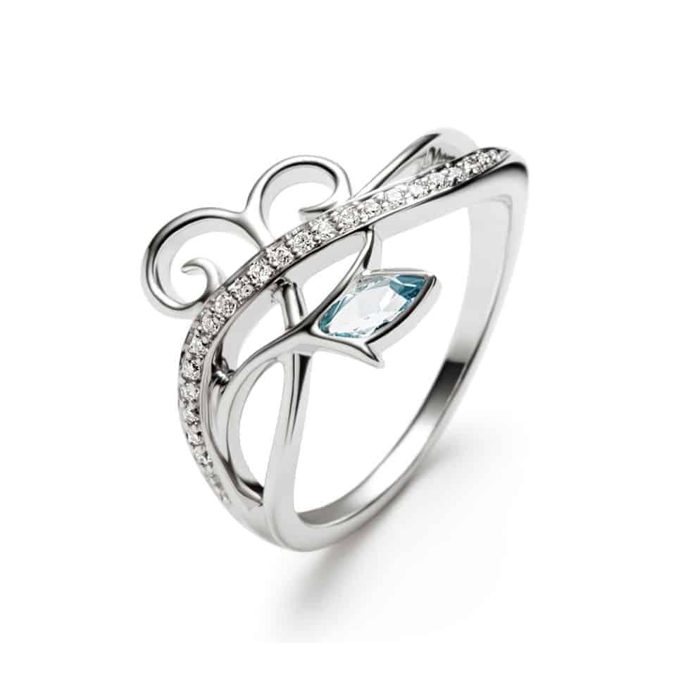 15808 - Wildflower Ring