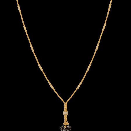 26494 - SPARKLE 22ct Gold Necklace