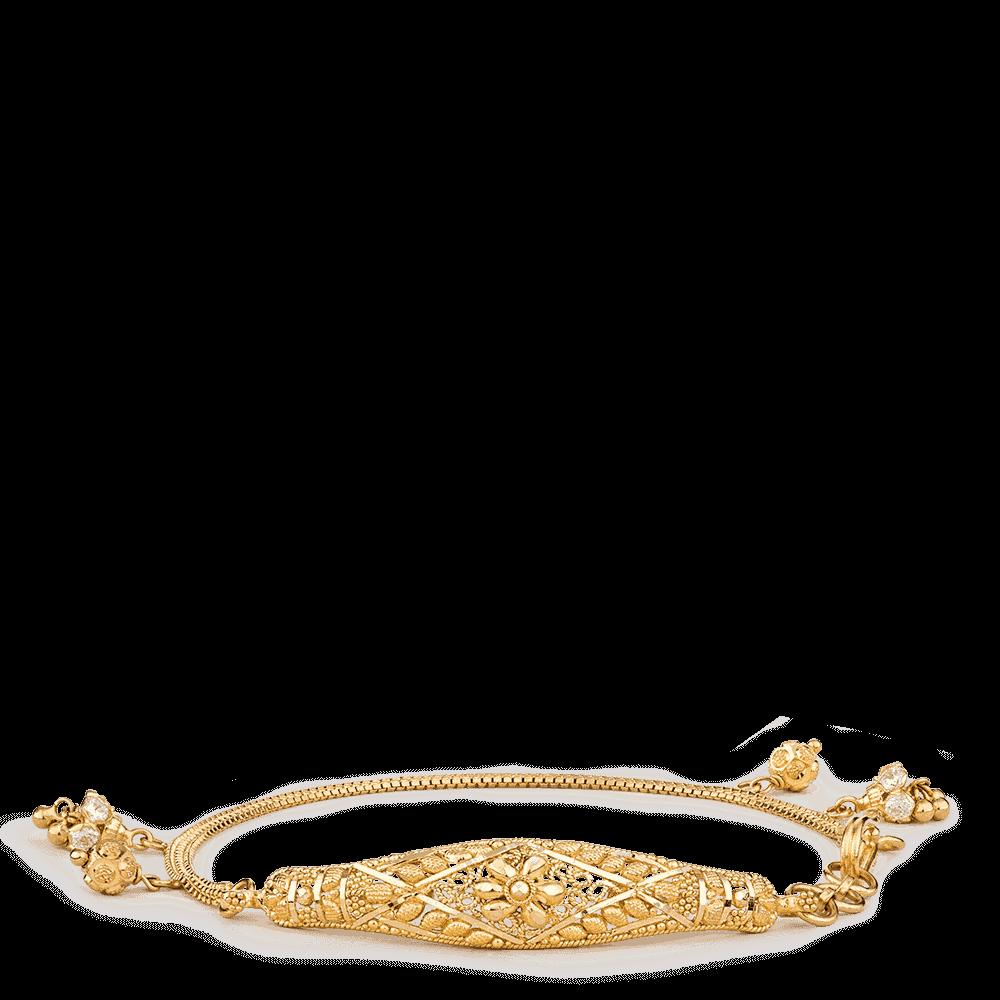 26556 - 22ct Gold Bracelet