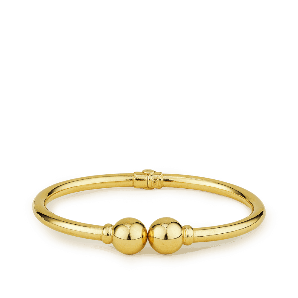 26802 - 22ct Gold Bangle Bracelet