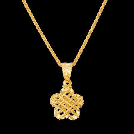 26720 - Gold Pendant 22 Karat