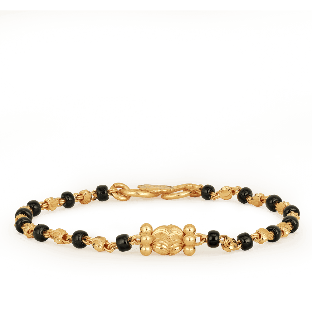 31973 - 22ct Gold Baby Bracelet