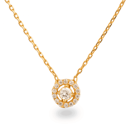 27043 - 22ct Gold Necklace