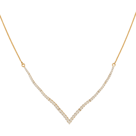 22332 - 22ct Gold Floral Pendant