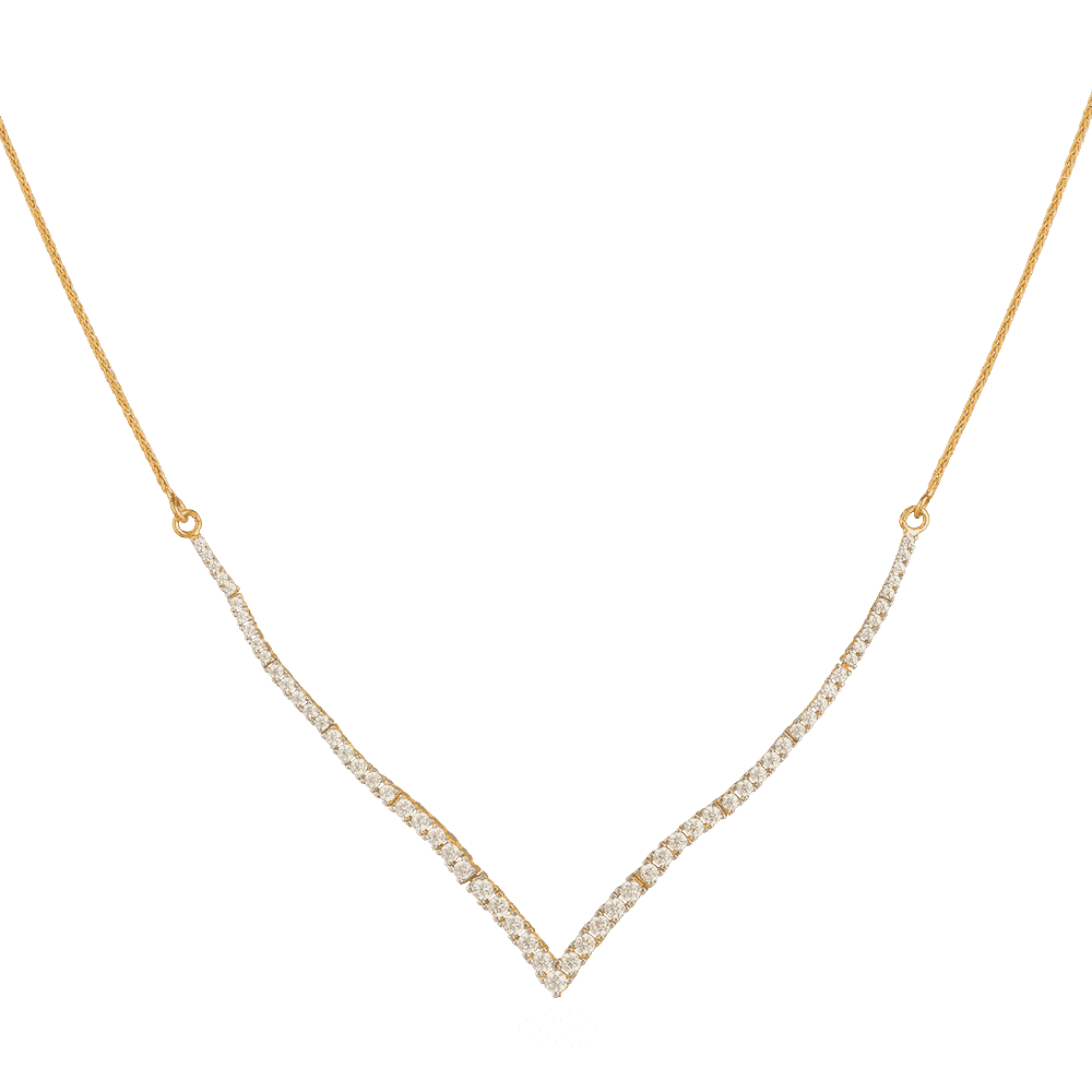 27066 - 22ct Gold Necklace