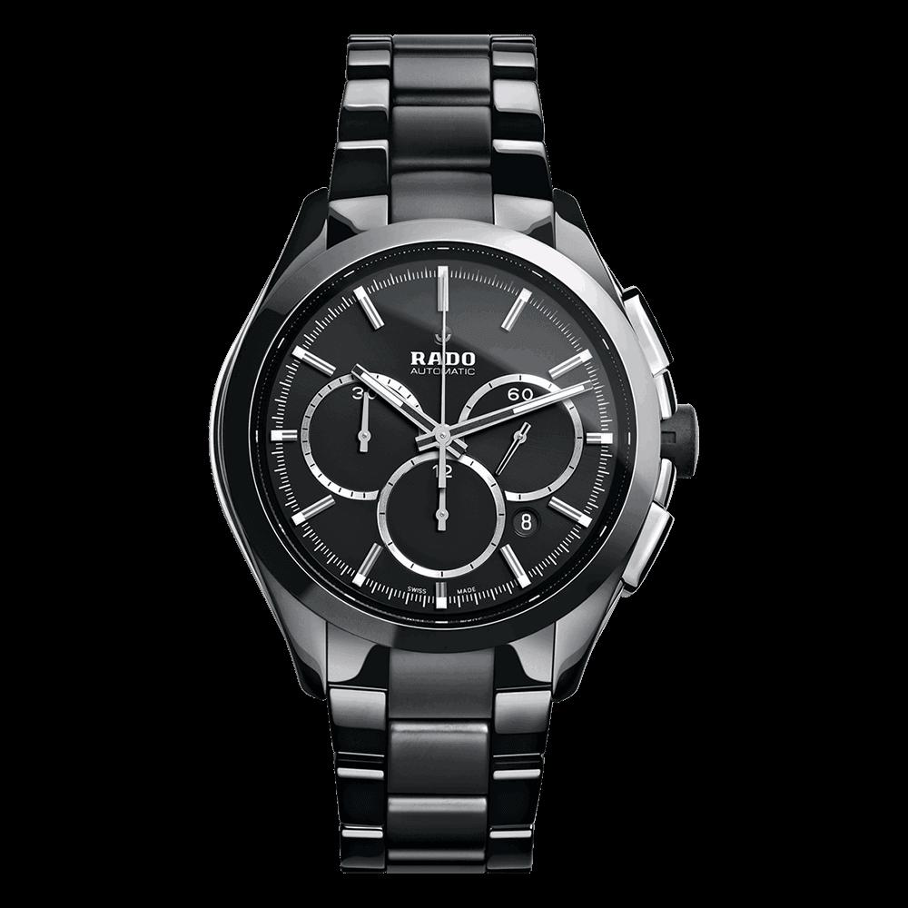 - Rado HyperChrome Automatic Chronograph Mens Watch