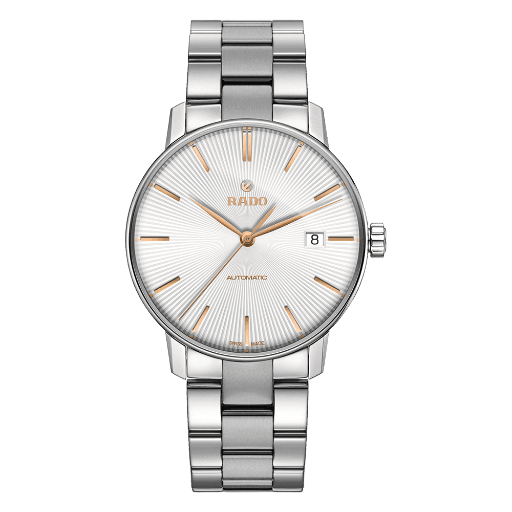 - Rado Coupole Classic Automatic - Steel Mens Watch