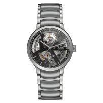 - Rado Centrix Automatic Open Heart Mens Watch