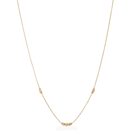 25982 - 22ct Gold Choker Necklace