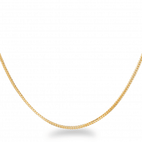 28937 - 22ct Gold Foxtail Chain 20 Inches