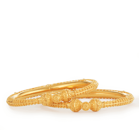 26572_26573 22ct gold bangles