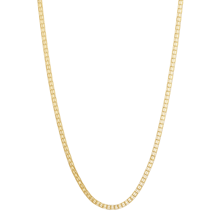 15851 - 22ct Fancy Gold Chain 22 Inches