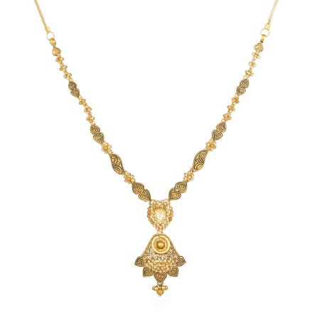 - 22ct Gold Polki Necklace