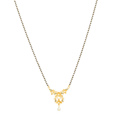 20714 – 22ct gold mangalsutra