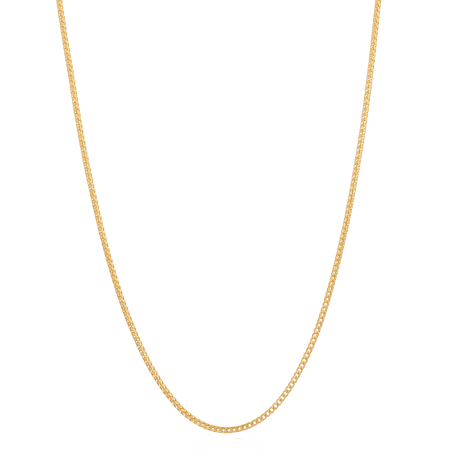 26783 22ct gold chain