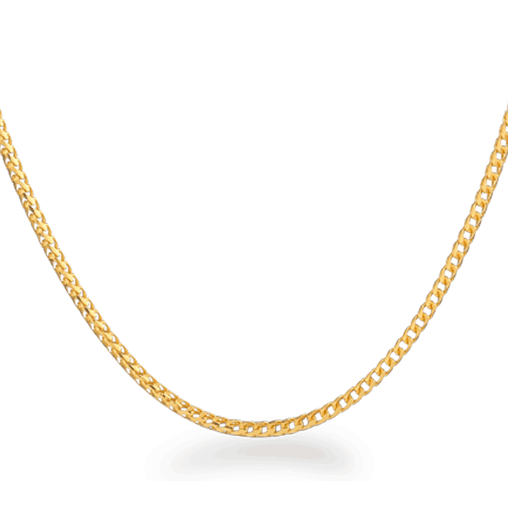 26783 - 22ct Box Chain 20 Inches