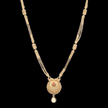 26837_22ct Gold Mangalsutra