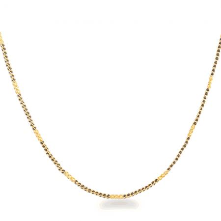 27296 - 22ct Gold Mangalsutra